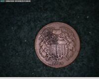 1868 TWO CENT   60-125
