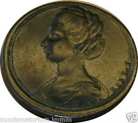 DUCHESS OF GLOCESTER 1774 GREAT BRITAIN ENGLAND MARIA WALPOLE TOKEN MEDAL KIRK