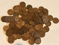 177 CIRCULATED LINCOLN CENTS - 1910S, 1920S, 1930S PS & DS ONLY - NO SS