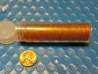 1968 S LINCOLN MEMORIAL ROLL UNCIRCULATED 50 COINS