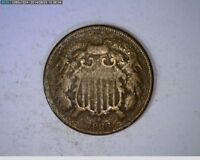 1868 TWO CENT PIECE   32-79