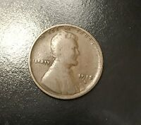 1915 D LINCOLN WHEAT PENNY. NICE
