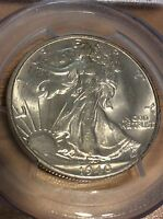 1940 S WALKING LIBERTY HALF DOLLAR PCGS MS65 SILVER BETTER DATE 50C MINT STATE