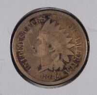 1861 1C INDIAN CENT GOOD CONDITION 164834