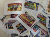 GREETING STATE ISSUE - USED ON PAPER - RANDOM LOT OF 100