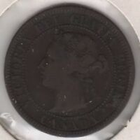 1888 CANADA LARGE CENTS P 35