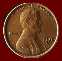1971 S LINCOLN CENT SHIPS FREE. BUY 5 FOR $2 OFF