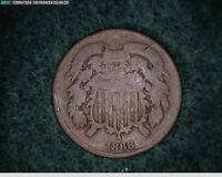 1868 TWO CENT   6-113