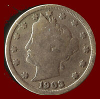 1903 P LIBERTY NICKEL SHIPS FREE. BUY 5 FOR $2 OFF
