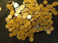 1930'S LINCOLN WHEAT CENTS MAKE AN OFFER 1 POUND BAG  ALBUM QUALITY COINS