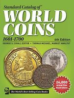 2015 STANDARD CATALOG OF WORLD COINS 1601 1700 6TH EDITION PDF FILE ONLY