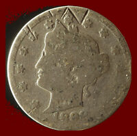 1898-P LIBERTY NICKEL SHIPS FREE. BUY 5 FOR $2 OFF