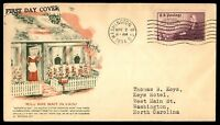 MAYFAIRSTAMPS US FDC 1934 WA DC MAY 2ND MOTHER OF AMERICA  3  FIRST DAY COVER