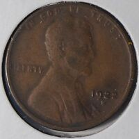 1922 D 1C BN LINCOLN CENT GOOD 160404