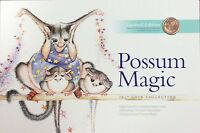 2017 POSSUM MAGIC COIN COLLECTION  $2 X3 $1 X 4 AND 1 CENT COIN FULL SET