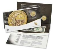 2015 W ENHANCED NATIVE AMERICAN COIN  & CURRENCY SET WITH