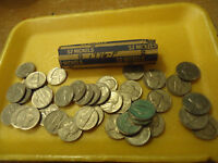 1976 P CIRCS JEFFERSON NICKEL ROLL               COMBINED SHIPPING