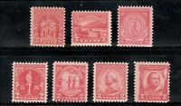 680/690 REDS 2CENT COMMEMORATIVES 88  YEAR OLD MINT POSTAGE STAMPS SHIPS FREE