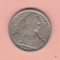1941 FRENCH INDOCHINA 20 CENT.
