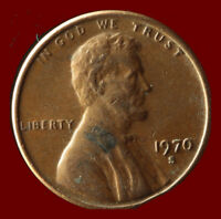 1970 S LINCOLN CENT SHIPS FREE. BUY 5 FOR $2 OFF