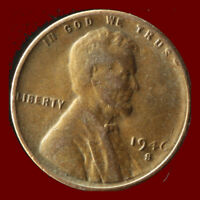 1946 S WHEAT CENT SHIPS FREE. BUY 5 FOR $2 OFF