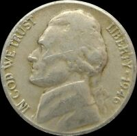 UNITED STATES / 1946 D / 5 CENTS /