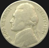 UNITED STATES / 1941 / 5 CENTS /