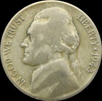 UNITED STATES / 1943 P / 5 CENTS /