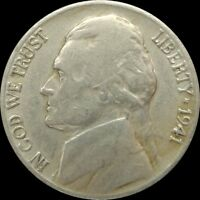 UNITED STATES / 1941 D / 5 CENTS /
