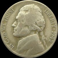 UNITED STATES / 1942 P / 5 CENTS /