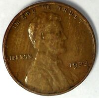 1933-P  1C LINCOLN WHEAT CENT 17LOR2809
