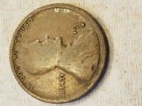 1916-S U.S. LINCOLN CENT -  HARD TO FIND TYPE COIN -- GREAT COLOR   BZ15