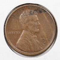 1916-S 1C BN LINCOLN CENT EXTRA FINE 146855