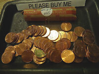 2013 P UNCIRCULATED CENT ROLL     COMBINED SHIPPING