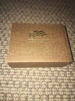 2008 W $25 BURNISHED UNCIRCULATED GOLD BUFFALO BOX OGP AND COA NO COINS