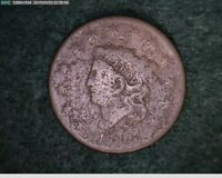 1830 LARGE CENT CORONET HEAD  56-108  FILLER