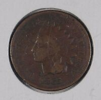 1865 1C INDIAN CENT  GOOD CONDITION 168433