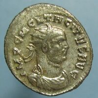 TACITUS SPES PVBLICA ANTONINIANUS   CLOSE TO MINT STATE AND FULLY SILVERED