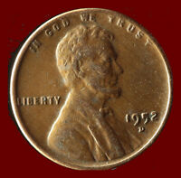 1952 D WHEAT CENT SHIPS FREE. BUY 5 FOR $2 OFF
