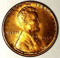 1950-S  1C LINCOLN WHEAT CENT 17RR3110-1  ONLY 50 CENTS FOR SHIPPING