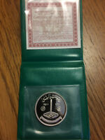 PAKISTAN SILVER 100 RUPEES 1977 ISLAMIC SUMMIT MINAR LAHORE   PROOF