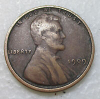 1909-P VDB LINCOLN WHEAT CENT PENNY 1C - LOT Z3