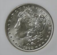 1898 O MORGAN SILVER DOLLAR  NGC MINT STATE 64  C956