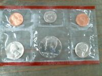 UNITED STATES MINT SET 1987 UNCIRCULATED COIN SET  BE8004808