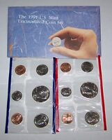 1991 UNITED STATES MINT UNCIRCULATED COIN SET