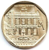 PERU 1 G 2015 450 YEARS OF THE NATIONAL MINT UNC  2645