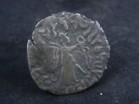 ANCIENT COPPER COIN BACTRIAN 100 BC  GL1545
