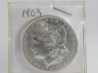 1903-P VAM 1D COLLAR CLASH MORGAN SILVER DOLLAR BU GEM
