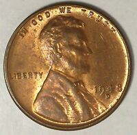 1948-D  1C LINCOLN WHEAT CENT, 17RR2212 RED UNC