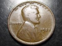 1923 LINCOLN WHEAT CENT  - 6 PHOTOS - SHIPS FREE  A